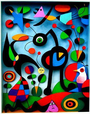 Il Giardino Di Joan Miró My Creatiweb Space