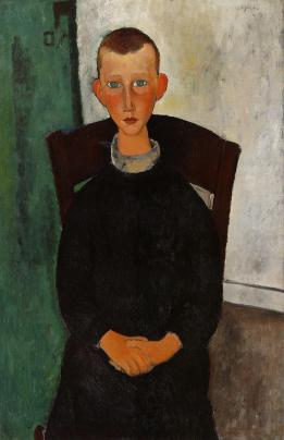 Amedeo Modigliani, Il figlio del custode