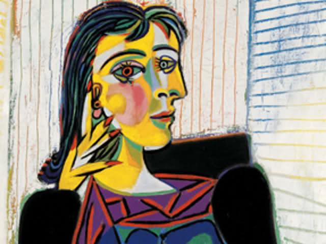 Paplo Picasso, Ritratto di Dora Maar