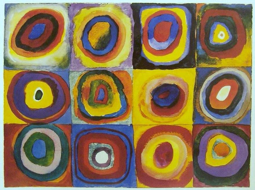 Dolci Colori Progetto Di Educazione Alimentare Con Kandinsky My