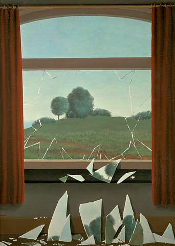 Inquadriamoci le finestre di magritte my creatiweb space - La finestra rotta ...